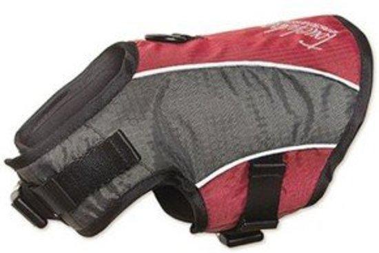 Touchdog harnas met lijn rood 34 x 50 x 30 cm - 1 ST