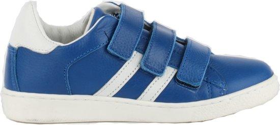 blauw + wit Klittenband Sneakers | adidas België