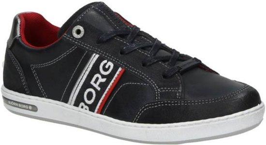 Borg Chaussures Bjorn - Graham Taille 44 - Hommes - Noir / Rouge / Blanc ajnVoW0HP