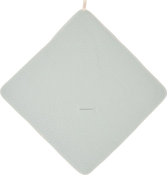 Koeka Wikkelcape Antwerp wafel - One size - Misty mint