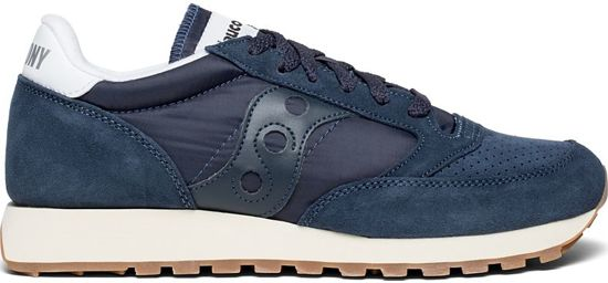 sports shoes 4c7f6 cbef1 Saucony Jazz Original Vintage Sneakers Heren - Navy - Maat 42