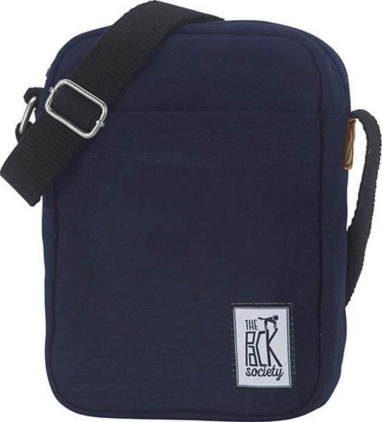 The Pack Society Small Shoulder Bag - Schoudertas - Midnight Blue