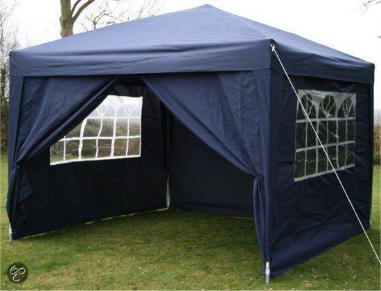 PTS - Partytent 3x3 - Blauw