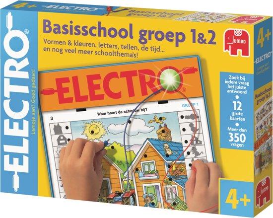 Thumbnail van een extra afbeelding van het spel Electro Basisschool Groep 1&2 - Nieuwe versie 2017