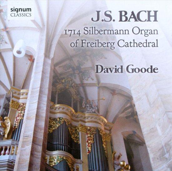 1714 Silbermann Organ Of Freiberg Cathedral