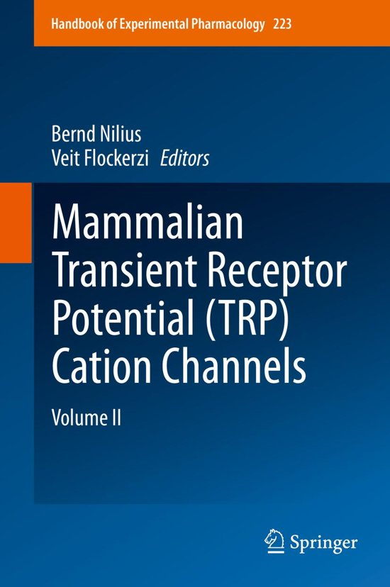 Mammalian Transient Receptor Potential (TRP) Cation Channels