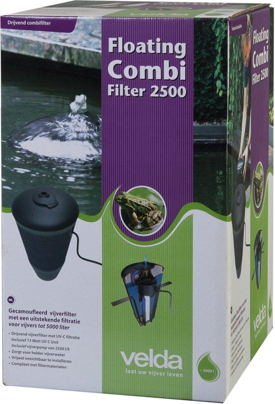 Velda Drijvende Combi Filter 5000