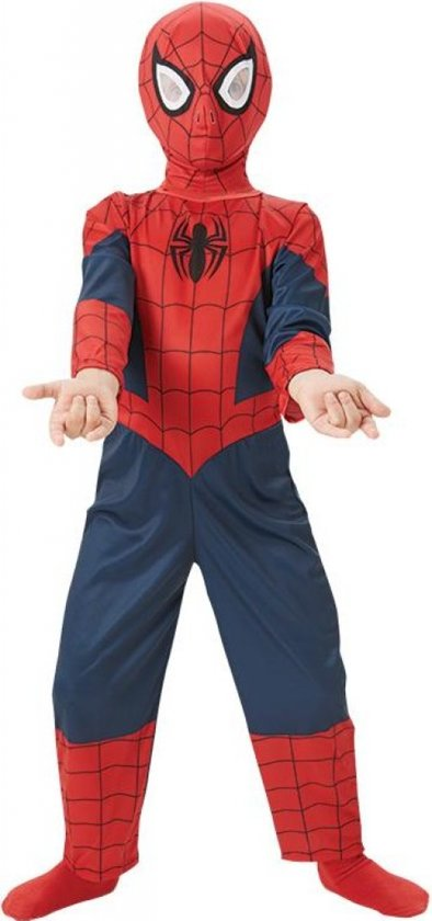 Spiderman Pak Kind met masker