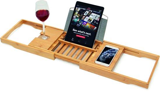 bol.com | Badrekje - relaxen in bad met een boek/tablet en een ...