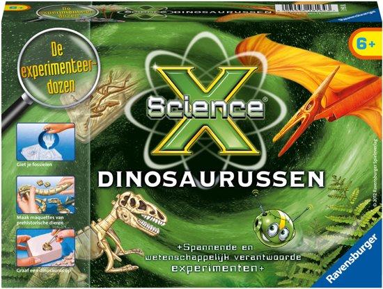 Dinosaurussen (Science X mini)