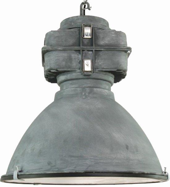 bol.com | Basiclamp hanglamp Industria - Maxi - beton