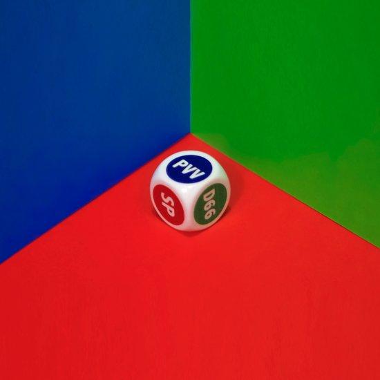 Thumbnail van een extra afbeelding van het spel Stem-steen (#DOBBELSTEM)