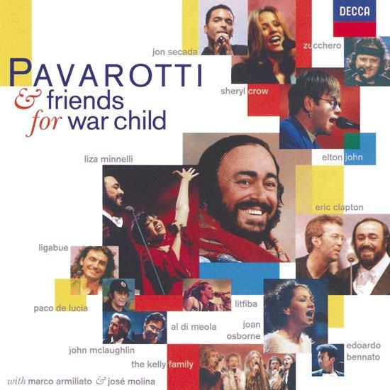 Pavarotti & Friends - For War Child - Modena 1996