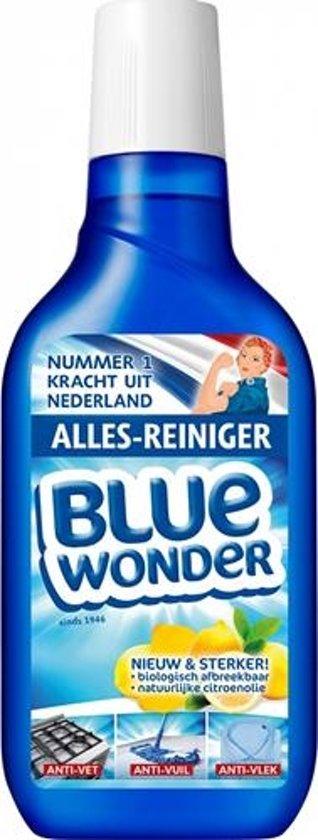 bol.com | Blue Wonder - 750 ml - Allesreiniger