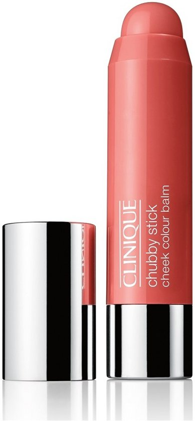 Clinique Chubby Stick Cheek Colour Balm - 03 Roly Poly Rosy