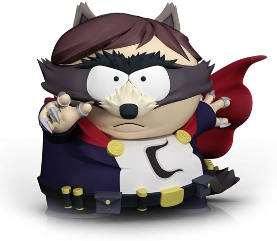 South Park The Fractured But Whole - Cartman 'The Coon' figurine 8 cm kopen