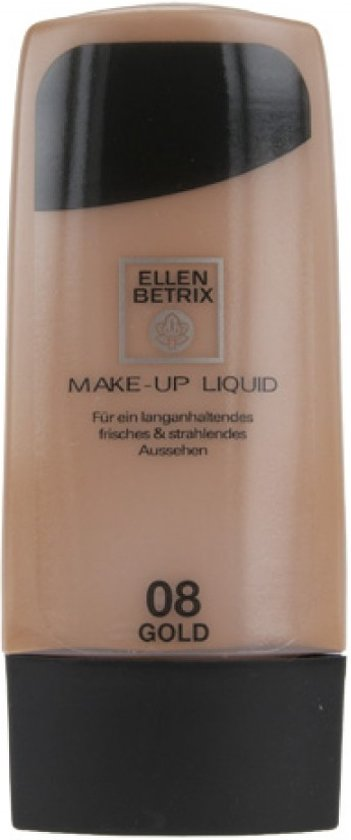 Max Factor By Ellen Betrix Make-Up Liquid - 08 Gold