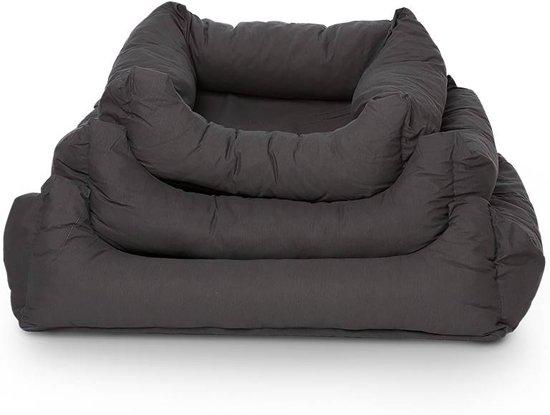 Rebel Petz Box Bed - L - 120 x 95 cm - Grijs