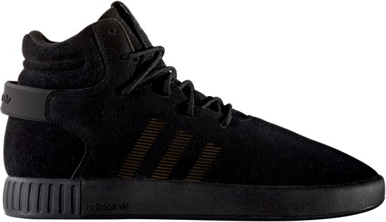 Adidas Runner Tubulaire Haute Chaussures De Sport - Noir (black Core / Core Ftwr Noir / Blanc), Taille: 41 1/3
