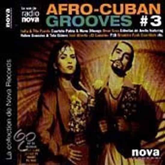 Afro-Cuban Grooves, Vol. 3