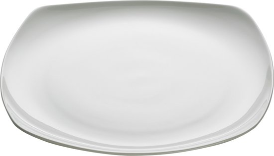 Maxwell & Williams Cashmere Square Dinerbord - Ø 26 cm