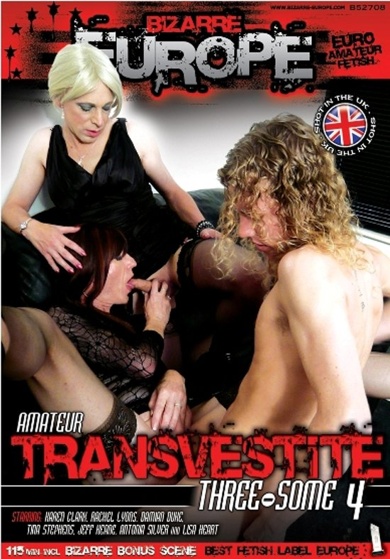 amateur transvestite threesome