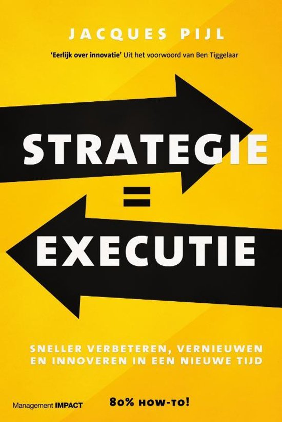 Strategie = Executie