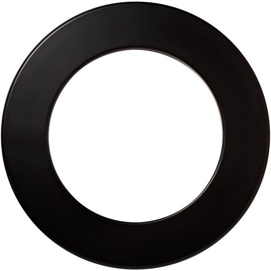 Dragon Darts - Dartbord Surround ring - Zwart Uni - beschermring voor de muur - surround ring