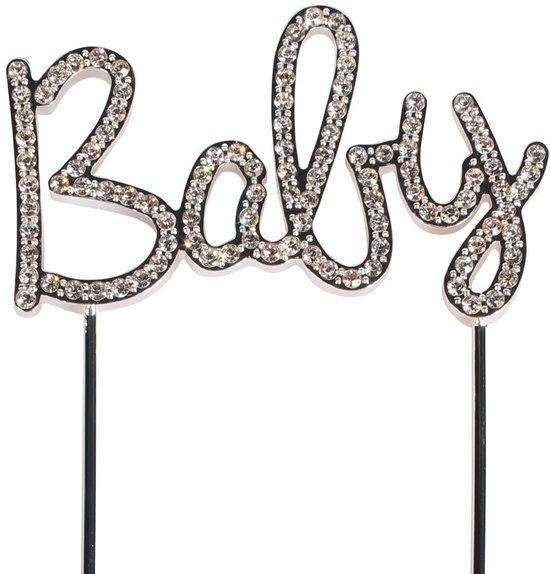 Cake Star Taarttopper Diamante Baby