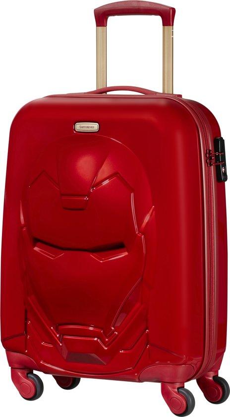 c51d853c2fceda Samsonite Reiskoffer - Disney Ultimate 2.0 Sp55/20 Marvel Iron M Red Iron  Man Red