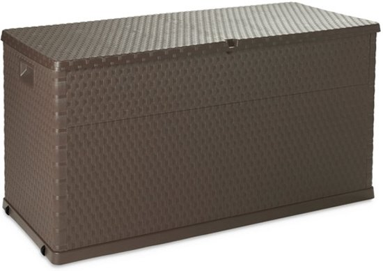 Fabulous bol.com | Toomax kussenbox opbergbox voor kussen 420L Rattan EB57