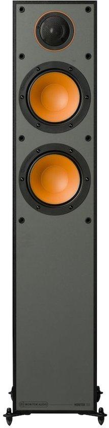 Monitor Audio Monitor 200 - Zwart - Vloerstaande Luidspreker(Per Paar)