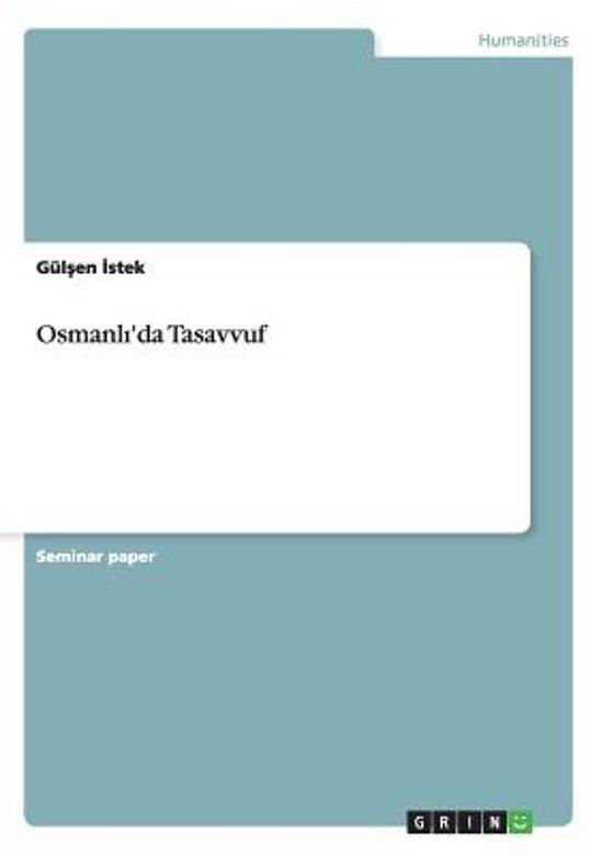 Osmanlı'da Tasavvuf