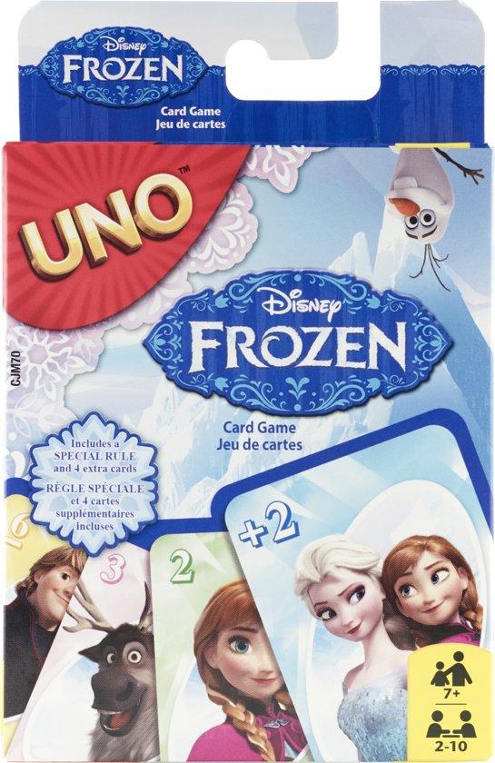 Uno Frozen - Kaartspel