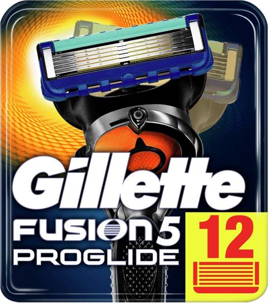 Gillette Fusion ProGlide - 12 stuks - Scheermesjes