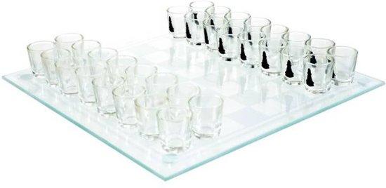 Drankspel Schaken / Schaakspel