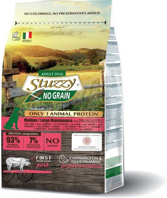 Stuzzy Monoprotein - Hondenvoer - 12kg