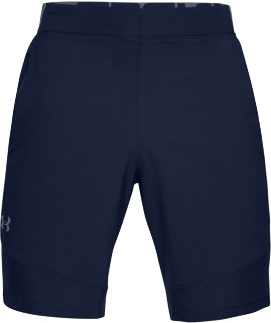 Under Armour Vanish Woven Sportbroek Heren - Academy - Maat L