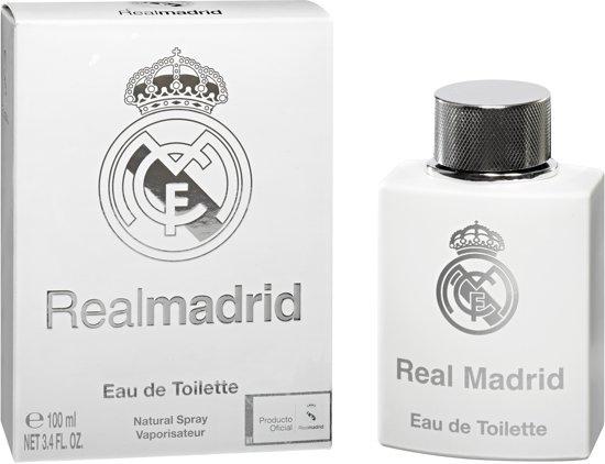 Air-Val International Real Madrid eau de toilette 100 ml