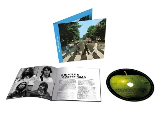 CD cover van Abbey Road 50th Anniversary Edition (CD) van The Beatles