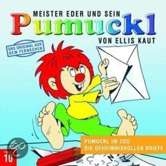 Vol. 10 - Pumuckl Im Zoo/Die Geheimnisvollen Briefe