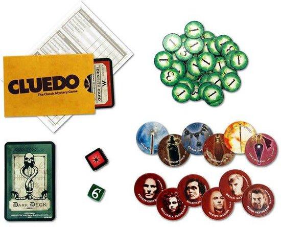 Hasbro Cluedo: Harry Potter Bordspel