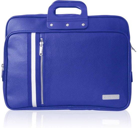 88d738a6bab bol.com   Bombata 24H Club Laptoptas 15 inch Cobalt Blue