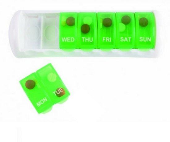 7 Dagen Pillendoos.Pillendoos 7 Dagen Weekpillendoos Medicijnendoos Medicijnen Medicijnen Box