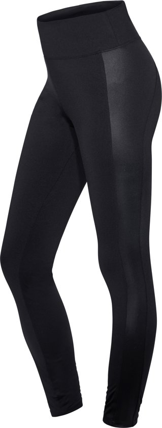 Röhnisch Cire Cut Tights Sportlegging Dames - Black - Maat M
