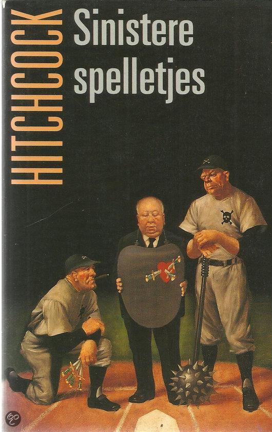 Sinistere spelletjes - Hitchcock  