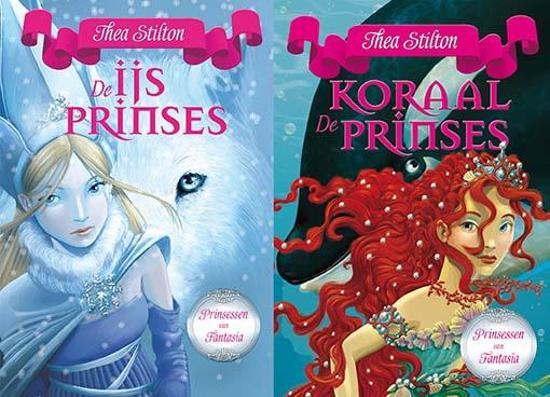 Prinsessen van Fantasia - De ijsprinses; De koraalprinses