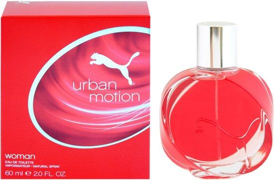 e5d23483888 bol.com | Puma urban motion woman - 60 ml - eau de toilette