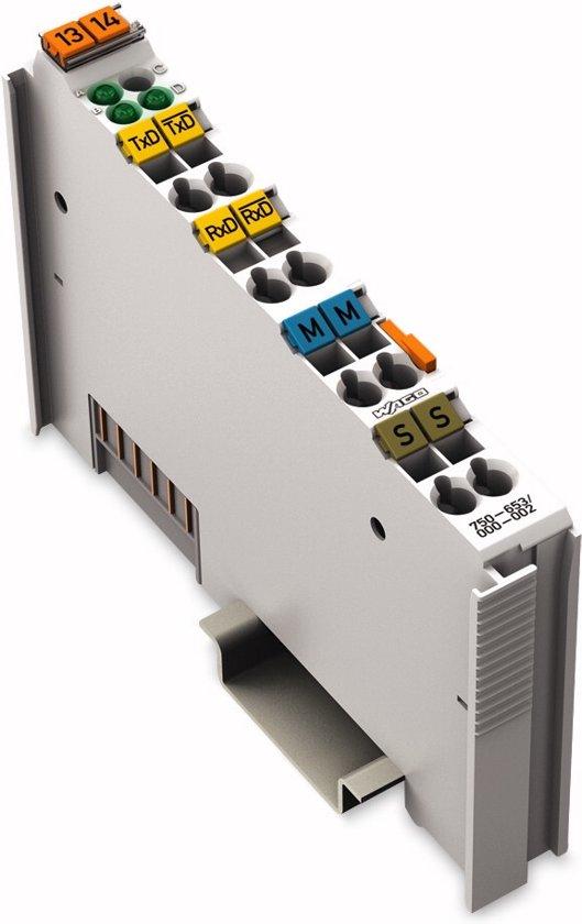 Wago 750-653/000-002 digitale & analoge I/O-module