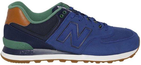 new balance groen blauw